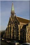 TQ1587 : Harrow School chapel by Christopher Hilton