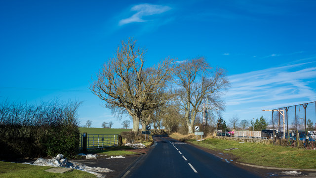 Road out of Thorpton