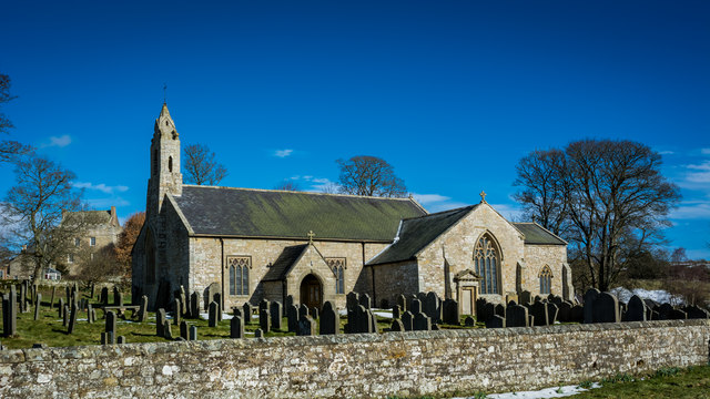 St.Cuthbert's, Elsdon