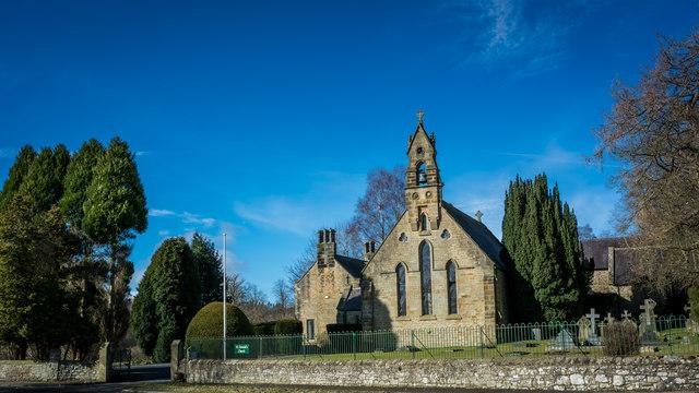 St.Oswald's, Bellingham
