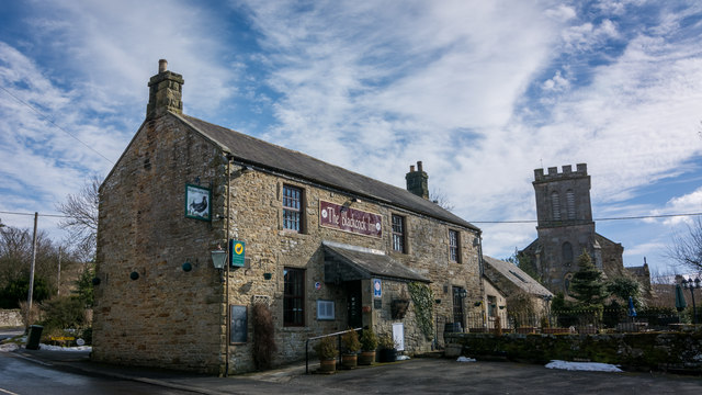 The Blackcock Inn, Falstone