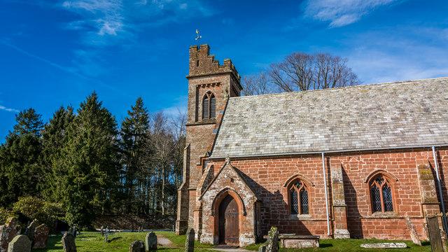 Melmerby Church
