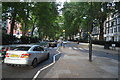 TQ2681 : Sussex Gardens, A4209 by N Chadwick