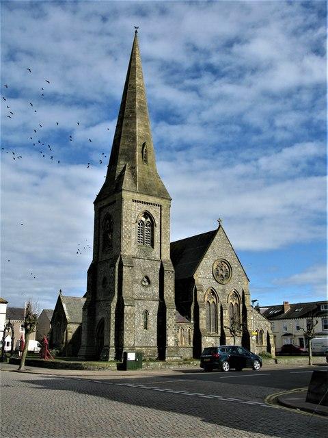 Christ Church, Silloth