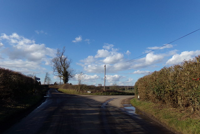 Whitehall Road, King's Walden