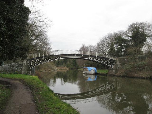 Gallows Bridge by John Slater