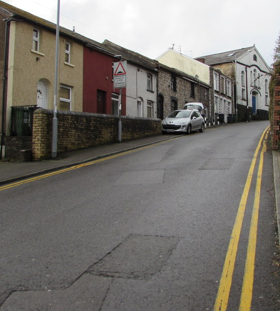 Steep High Street, Abersychan