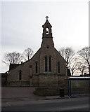 SE5613 : St Peter's, High Street, Askern by Ian S