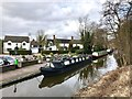 SJ8838 : Trent and Mersey Canal at Barlaston by Jonathan Hutchins