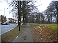 SP0981 : Footpath along Swanshurst Lane, Billesley by Richard Vince
