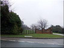 TA0231 : Haltemprice Crematorium by David Brown