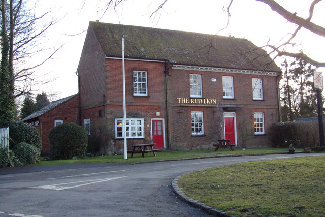 The Red Lion Public House, Preston