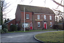 TL1824 : The Red Lion Public House, Preston by Adrian Cable
