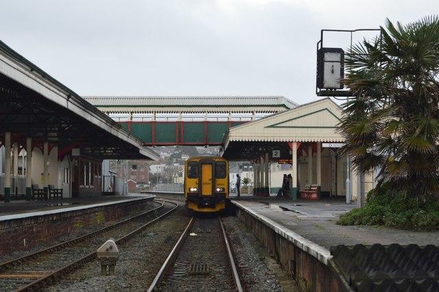Paignton Station