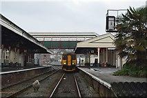 SX8860 : Paignton Station by N Chadwick