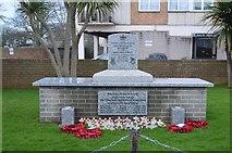 SX8960 : Parachute Regiment Memorial by N Chadwick