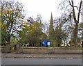 SJ8896 : St James Parish Church, Gorton by Gerald England
