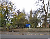 SJ8896 : St James Parish Church, Gorton by Gerald England