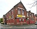 SJ8896 : Gorton St James Social Club by Gerald England