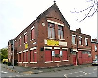 SJ8896 : Gorton St James Social Club by Gerald England
