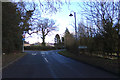TL2126 : Entering Todds Green on Stevenage Road by Adrian Cable