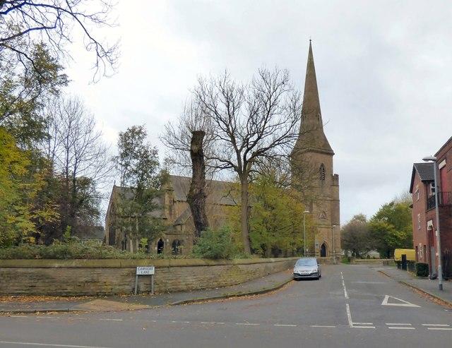 St James Parish Church, Gorton