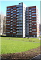 SS6593 : Multistorey flats, Matthew Street, Swansea by Jaggery