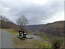 SN7079 : Bench with a view by John Lucas