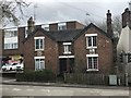 SJ7744 : 1868 house in Madeley by Jonathan Hutchins