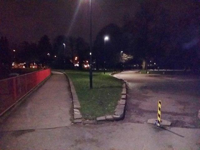 Roe Green Park, Kingsbury