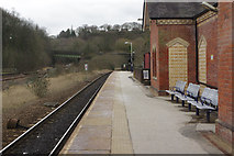 SK3281 : Dore and Totley Station by Stephen McKay