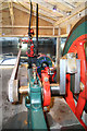 SD7208 : Fred Dibnah Heritage Centre  - steam engine by Chris Allen
