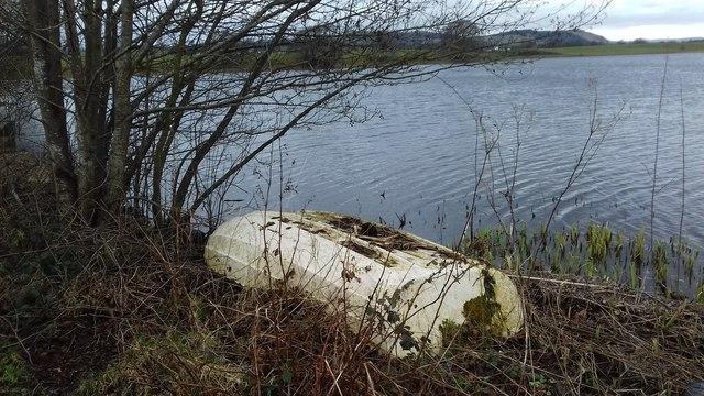 Mill Loch boat