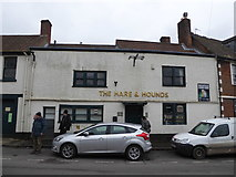 SU0061 : The Hare & Hounds public house, Devizes by Jeremy Bolwell