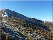 SJ0733 : Northern end of Craig Berwyn by Richard Law