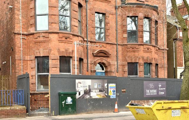 No 195 Templemore Avenue, Belfast (March 2018)