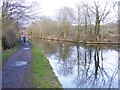 SO8693 : Canal Turning by Gordon Griffiths