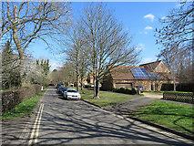 TL4259 : Cambridge: on Conduit Head Road by John Sutton