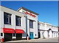 SZ0990 : Harry Ramsden Fish & Chips Restaurant by Des Blenkinsopp