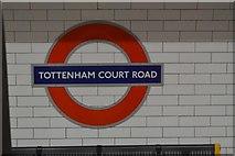 TQ2981 : Tottenham Court Road Underground Station by N Chadwick