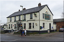 SU5290 : The Prince of Wales, Didcot by Stephen McKay