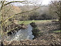 SE3706 : Outfall into the River Dearne by Jonathan Thacker