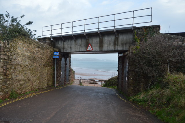 Railway Bridge, Cliff Park Road, Goodrington