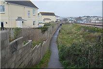 SX8959 : South West Coast Path by N Chadwick