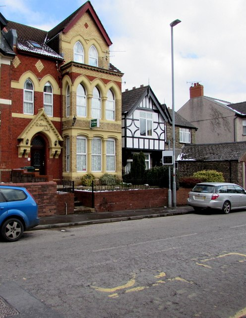 St Etienne hotel/guest house, 162 Stow Hill, Newport