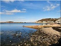 NM8530 : Oban Bay by Gerald England
