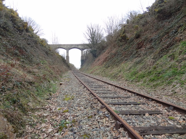 Farmer's Accommodation Bridge - Waterford to Rosslare Line