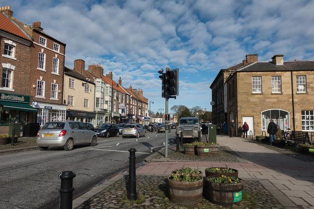 Stokesley High Street