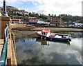NM8530 : Oban Harbour by Gerald England