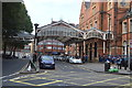 TQ2781 : Front of Marylebone Station by N Chadwick